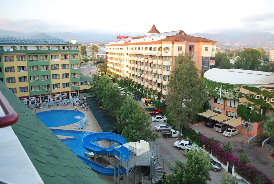 Турция, Алания, Канаклы, отдых в отеле San Marin 4
