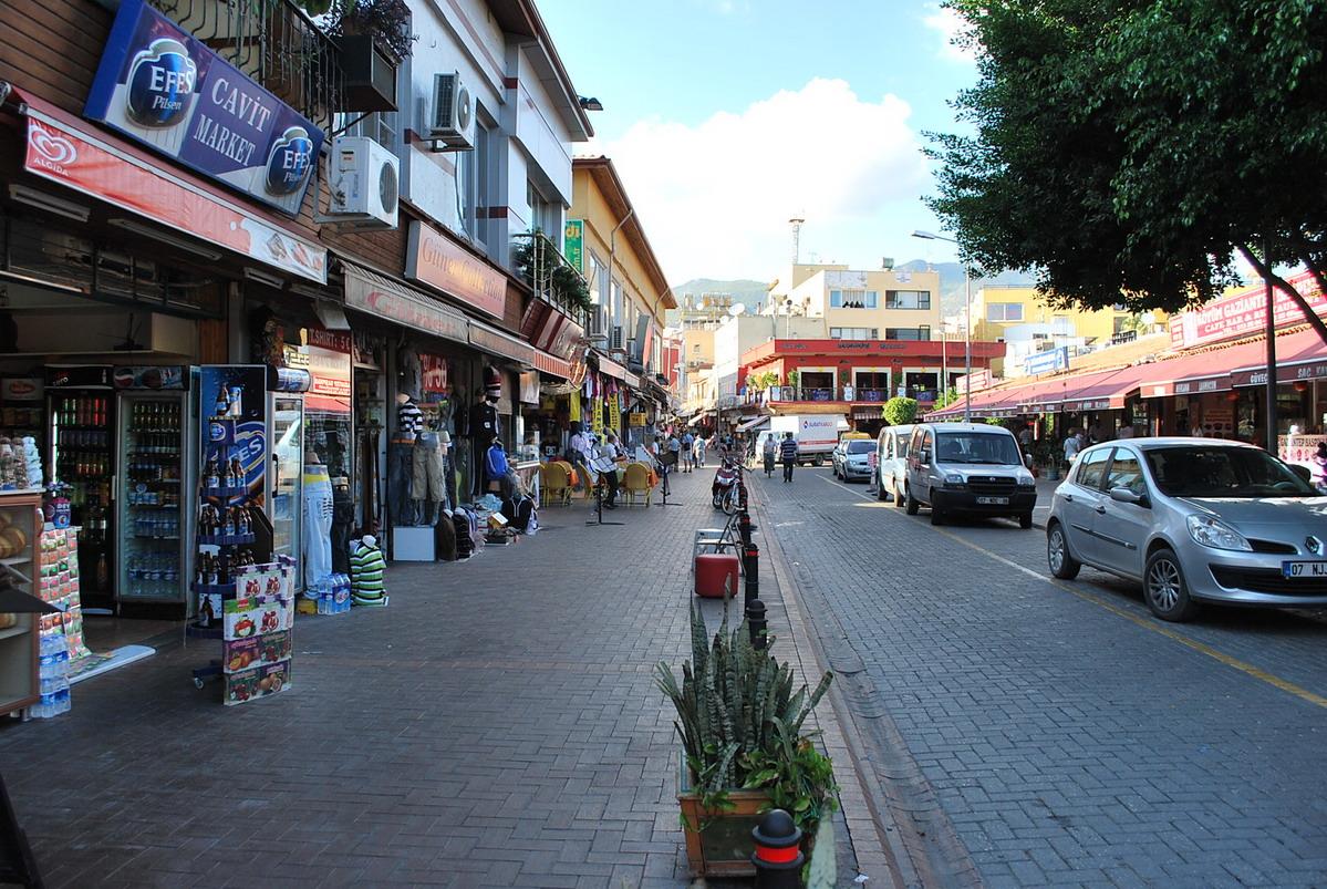 фото города алания