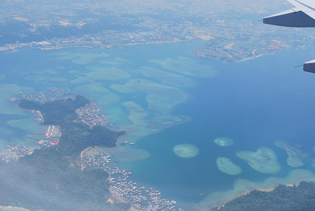 Путевые заметки о Малайзии, - город Кота Кинабалу (Kota Kinabalu) отзыв Юрьева Андрея