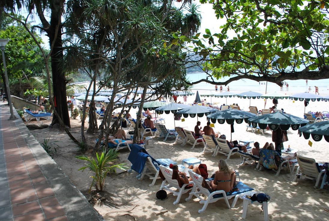 Фото пляжа Ката - о Пхукет - На Пхукет без путевки отзыв Юрьева Андрея