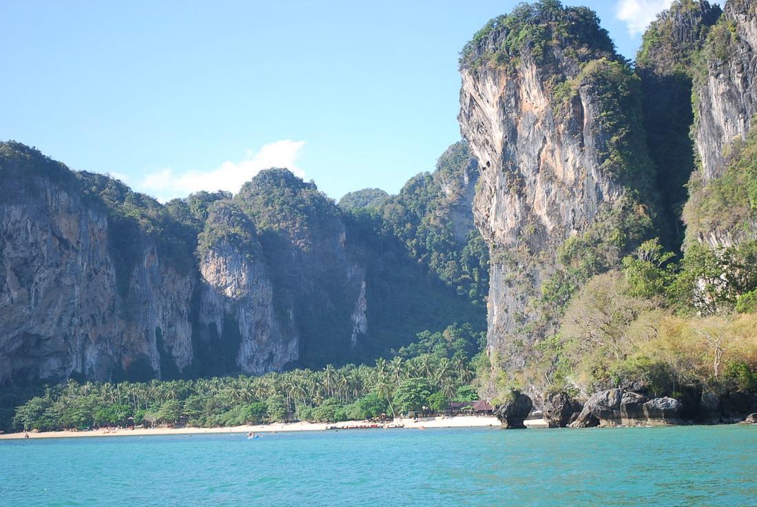 Самостоятельно в Таиланд Краби - Аонанг (Thailand Ao Nang) отзыв Юрьева Андрея