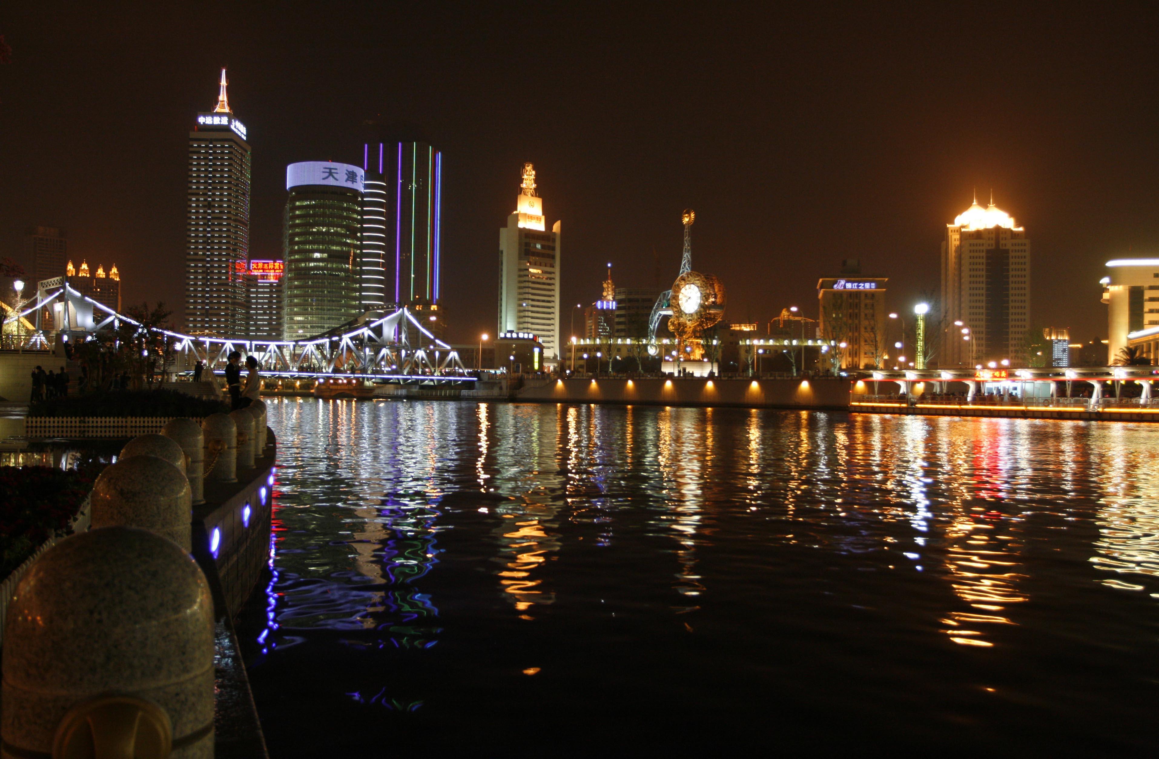 Самостоятельно в Тяньцзинь отзыв. Tianjin отзыв