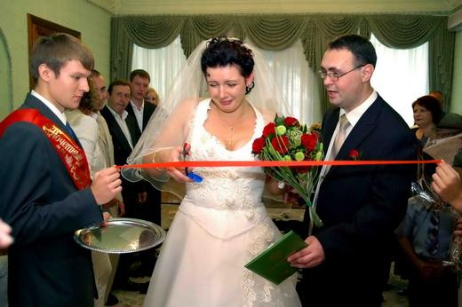 Поздравление на свадьбу в загсе своими словами