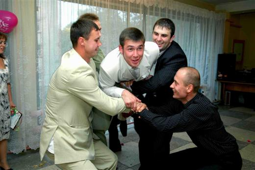 Посоветуйте тамаду на свадьбу