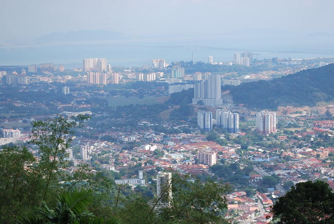 Путевые заметки о Малайзии Malaysia - остров Пенанг, город Джорджтаун Отзыв Юрьева Андрея